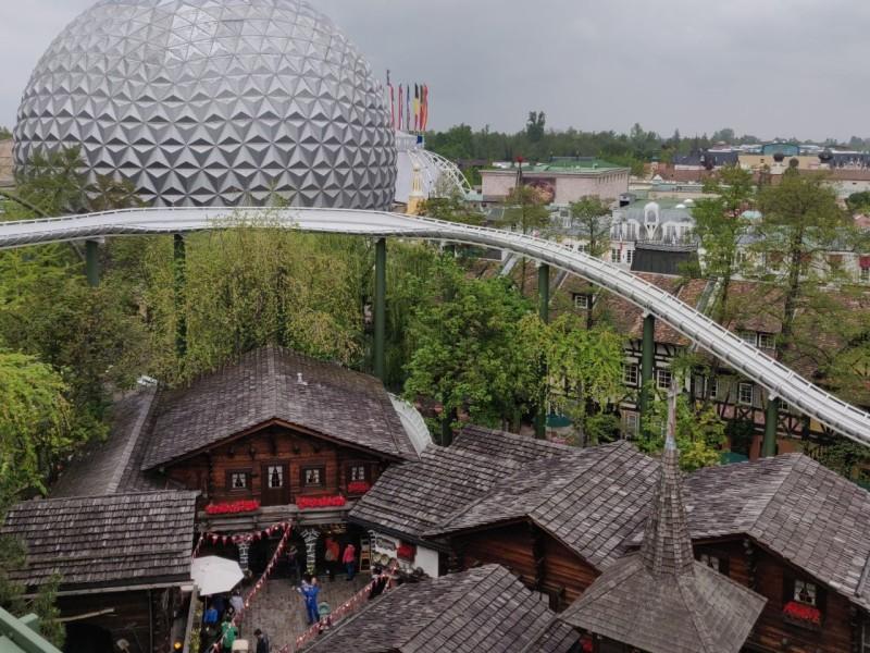 Tips Europa-Park met een baby