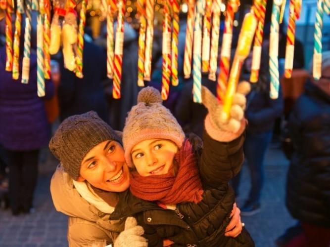 Korting Center Parcs met Kerst
