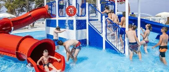 Kindvriendelijke accommodatie in Kroatië