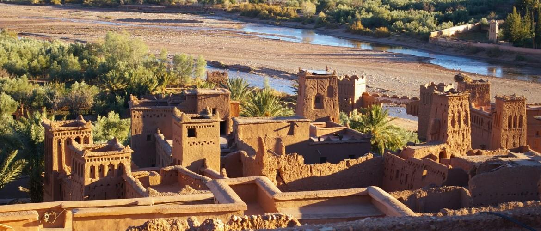 De sprookjesachtigste Kasbahs en Ksour van Zuid-Marokko