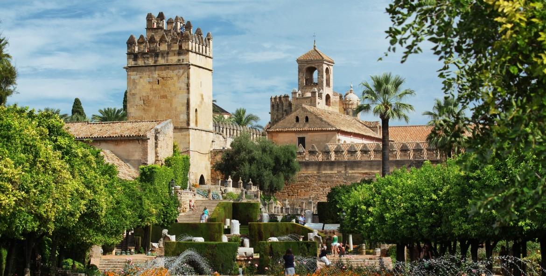 Real Alcazar Sevilla met kinderen