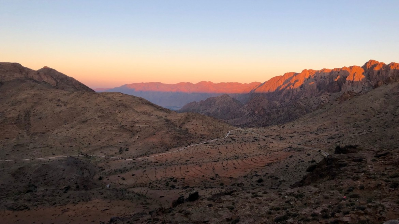 Ameln vallei bij Tafraoute