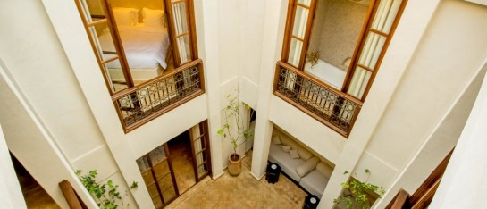 Appartement Marrakesh met gezin