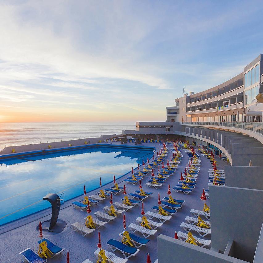 Hotel aan het strand vlakbij Sintra met kinderen