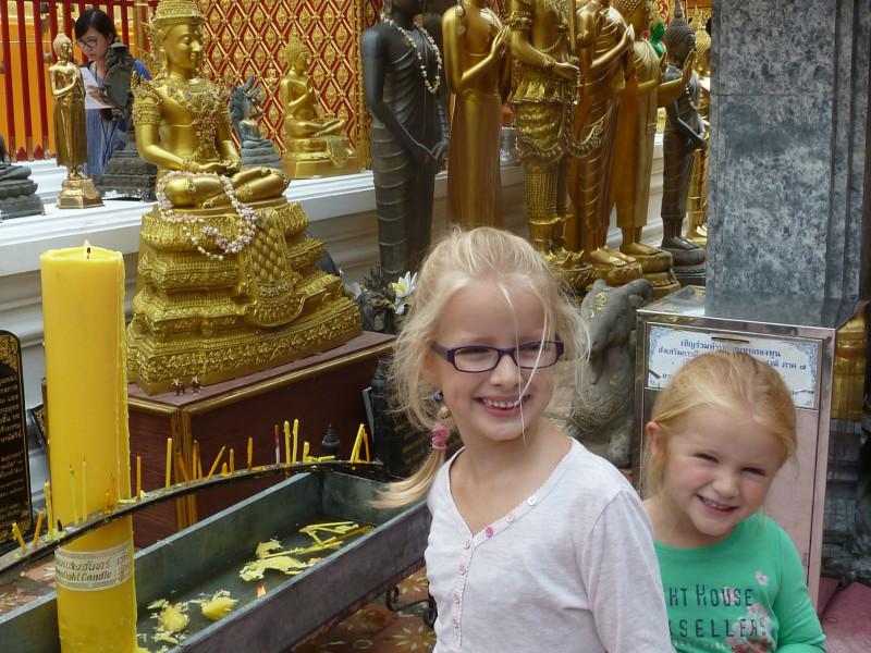 Bangkok met kinderen