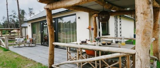Vakantiehuis met op Safaripark Beekse Bergen