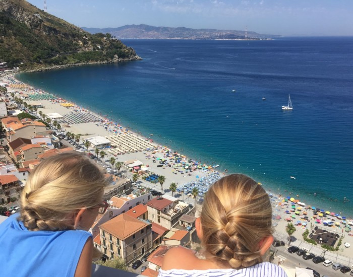 Calabrië in Italië met kinderen
