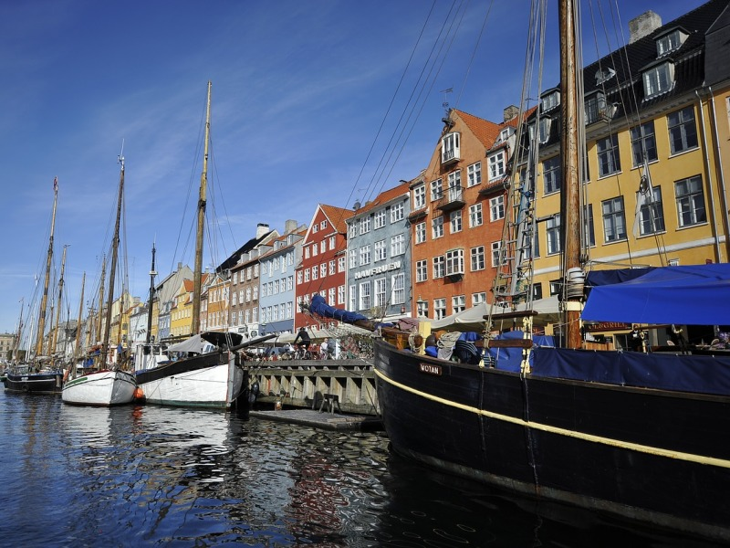 Stedentrip Kopenhagen met kinderen