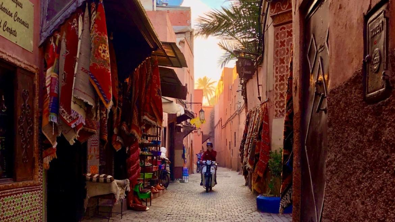 Marrakesh met kinderen