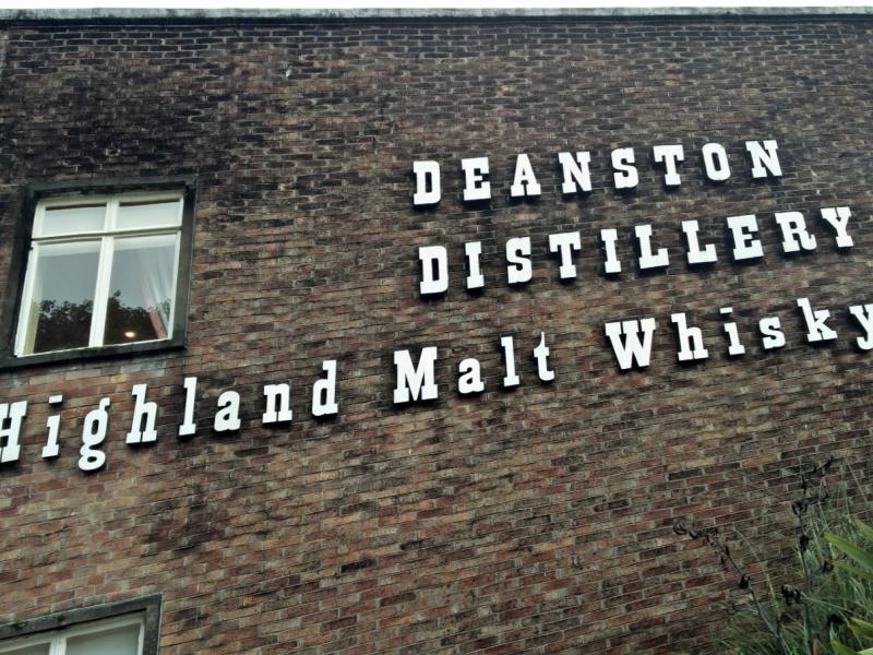 Whisky proeven in Schotland met kinderen