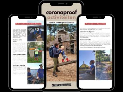 Download coronaproof activiteiten