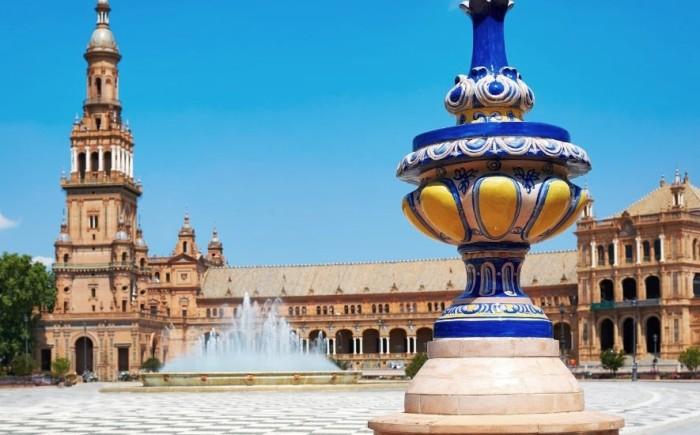 Sevilla Andalusië met kinderen