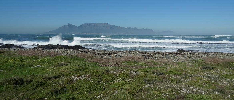 Onze route met een huurauto van Kaapstad naar Port Elizabeth