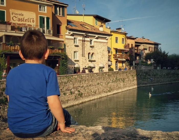 Gardameer in Italië met kinderen
