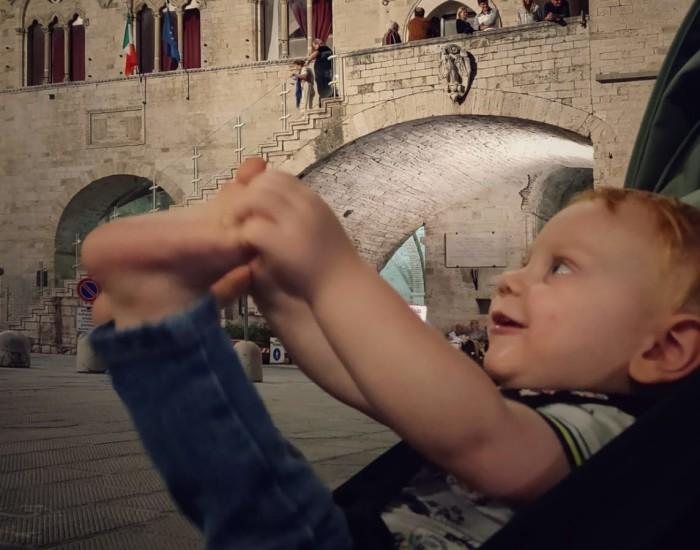 Umbrië in Italië met kinderen