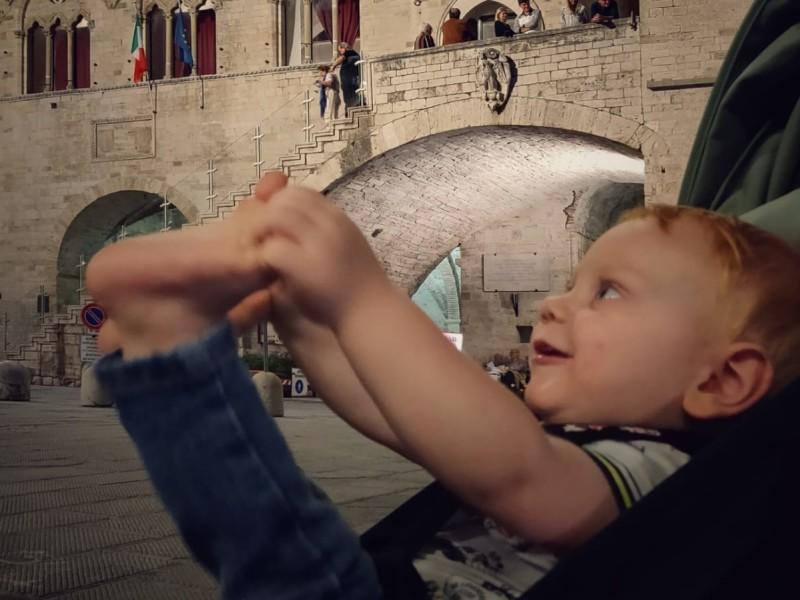 Vakantie in Umbrië met kinderen