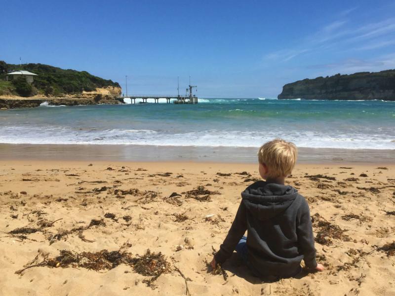 Great Ocean Road met kinderen