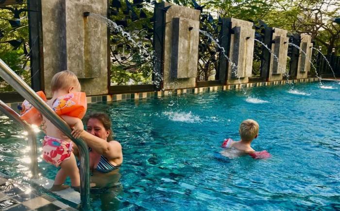 Overnachten in Thailand met kids