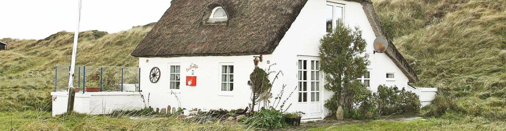 Kindvriendelijk vakantiehuis in Denemarken