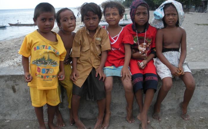 Sunda Eilanden met kids