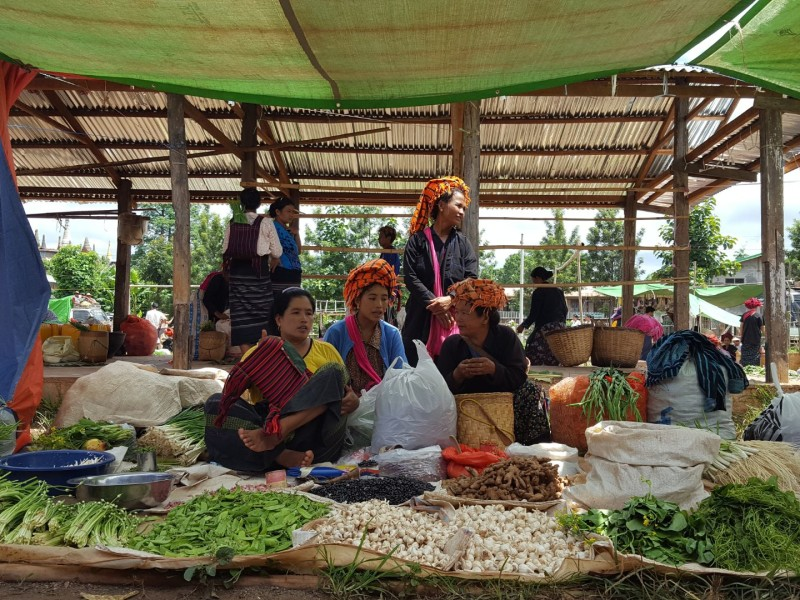 Gezinsreis Myanmar