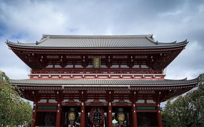 Japanse tempel