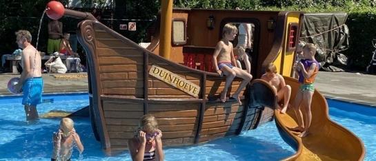 Kindercamping met zwembad in Noord-Brabant