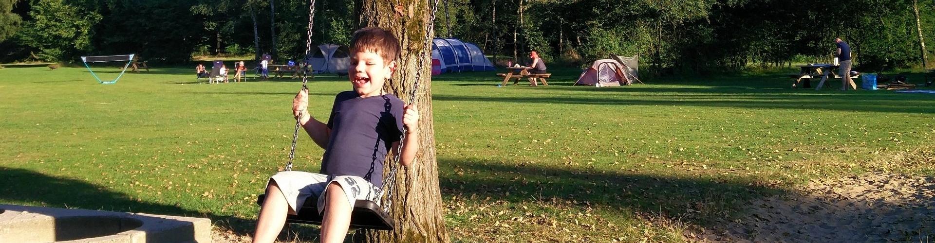 Wat is een leuke camping in Noord-Brabant met kinderen