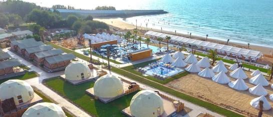 Camping in Ras al-Khaimah