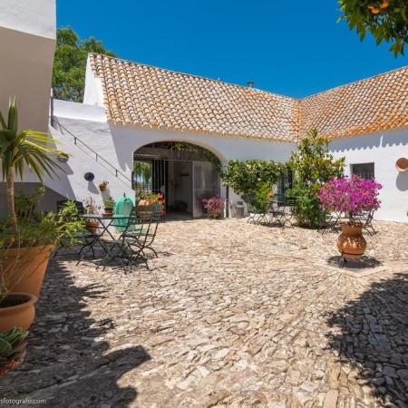 Kindvriendelijke cortijo Andalusië