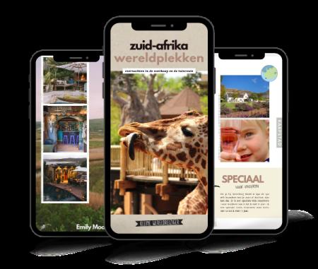 Kindvriendelijke hotels in Zuid-Afrika met gezin