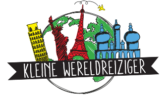 Kleine Wereldreiziger logo