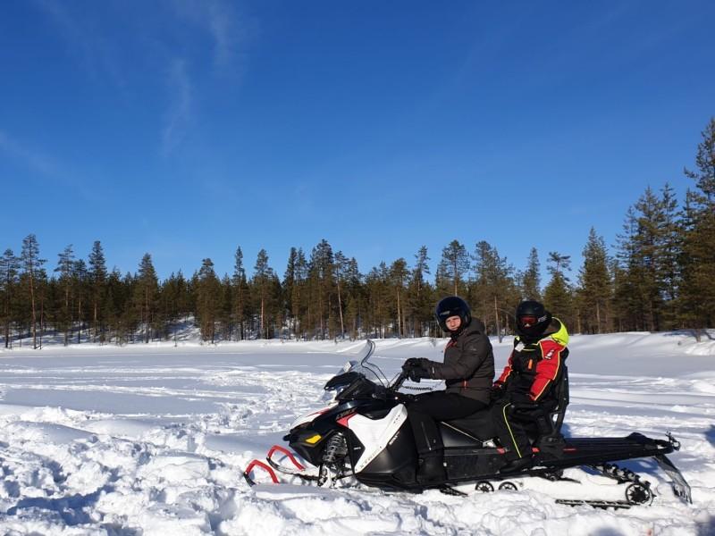 Zweeds Lapland met kinderen
