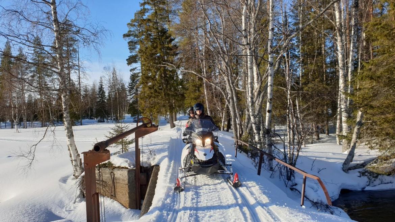 Rondreis Zweeds Lapland met kinderen