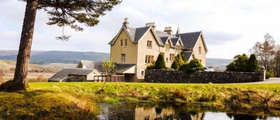 Accommodatie in Schotland met kinderen