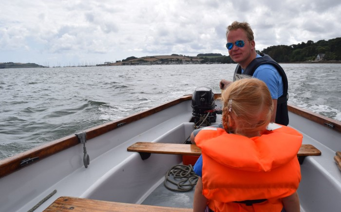Cornwall met kinderen
