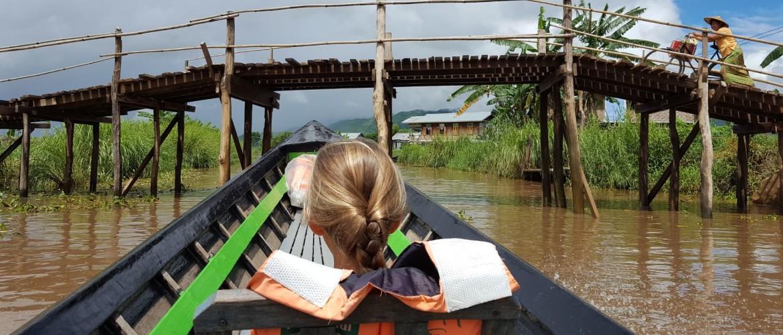 Nyaung Shwe, van Inle meer tot prachtige pagodes