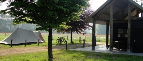 Natuurcamping in Brabant met kids