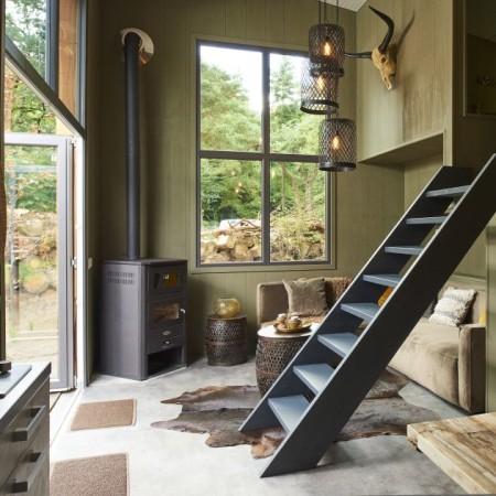 Tiny house @ Droompark de Zanding