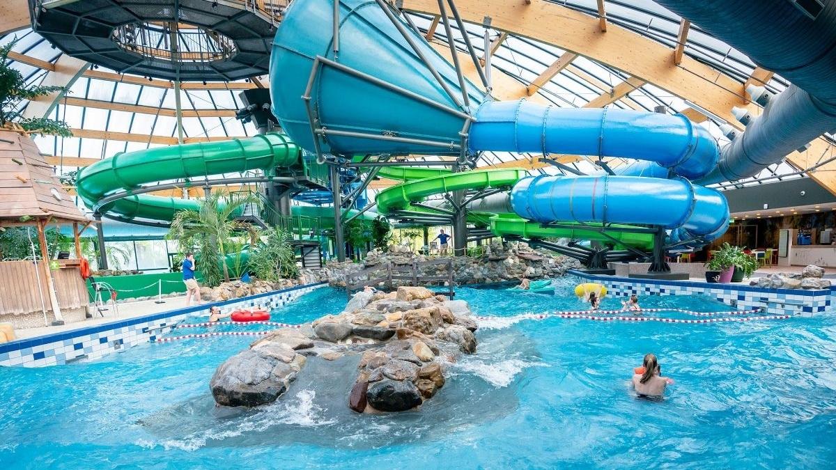 Landal de Lommersbergen zwembad