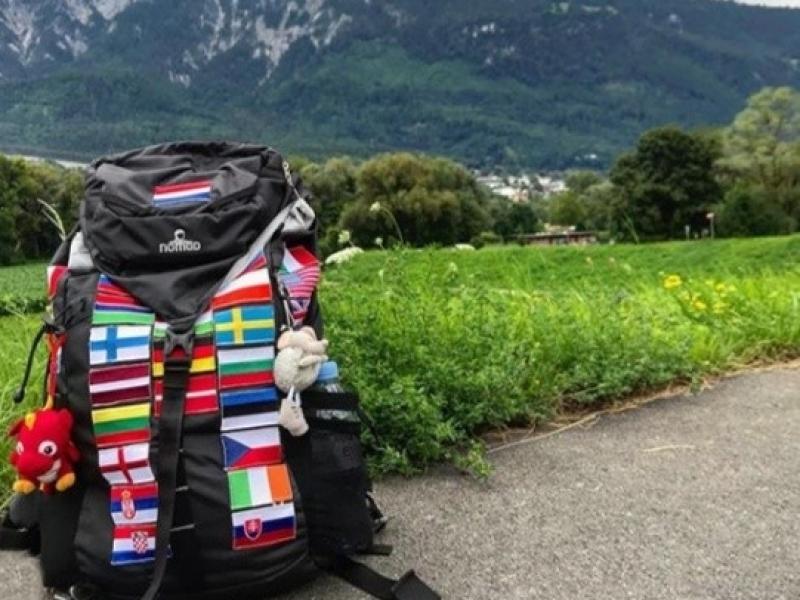Korting bij Backpackflags