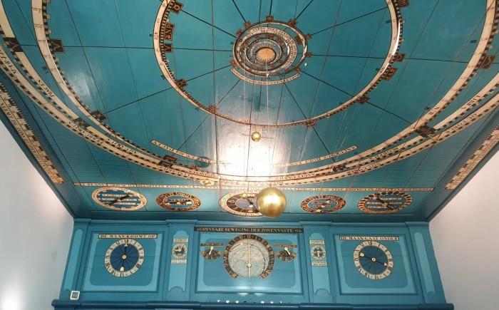 Planetarium Eise Eisinga Franeker