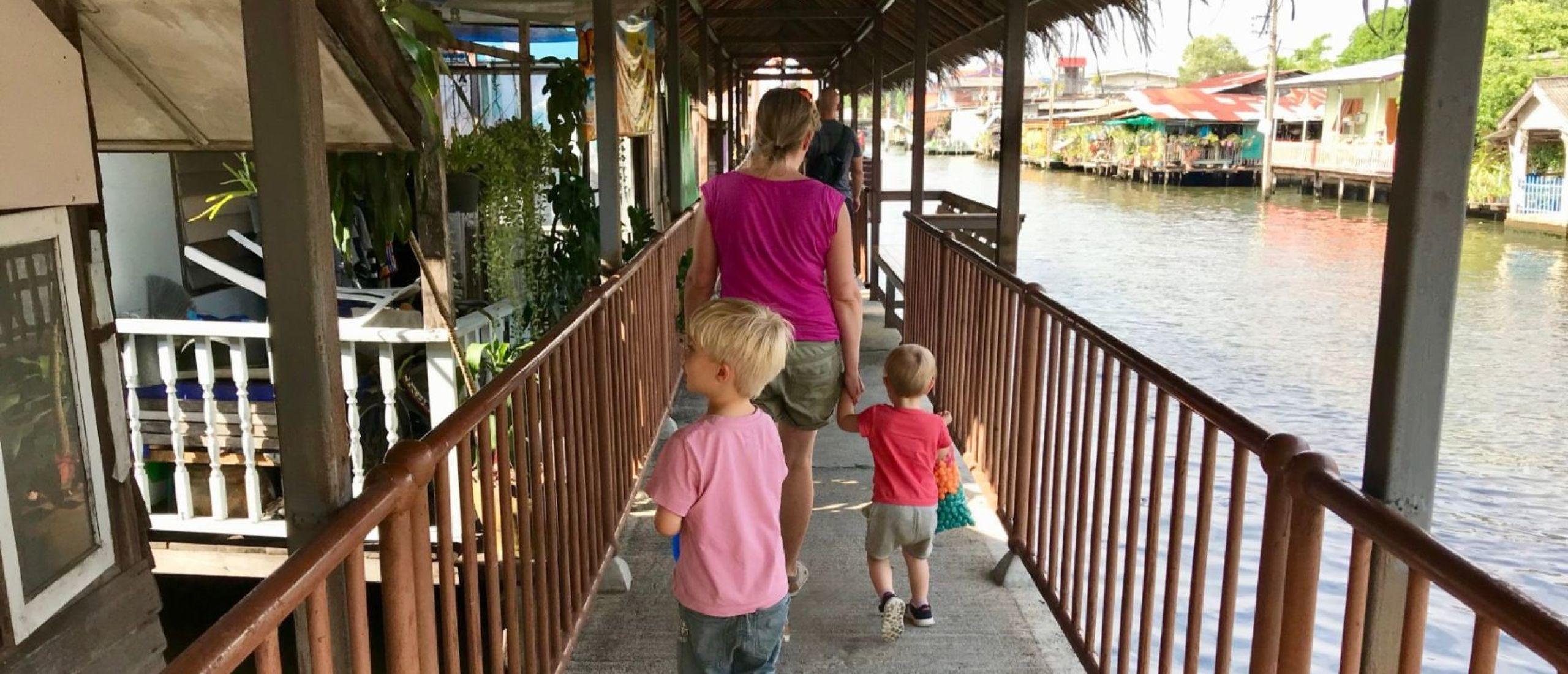 Reizen in Thailand met je gezin, hoe dan?