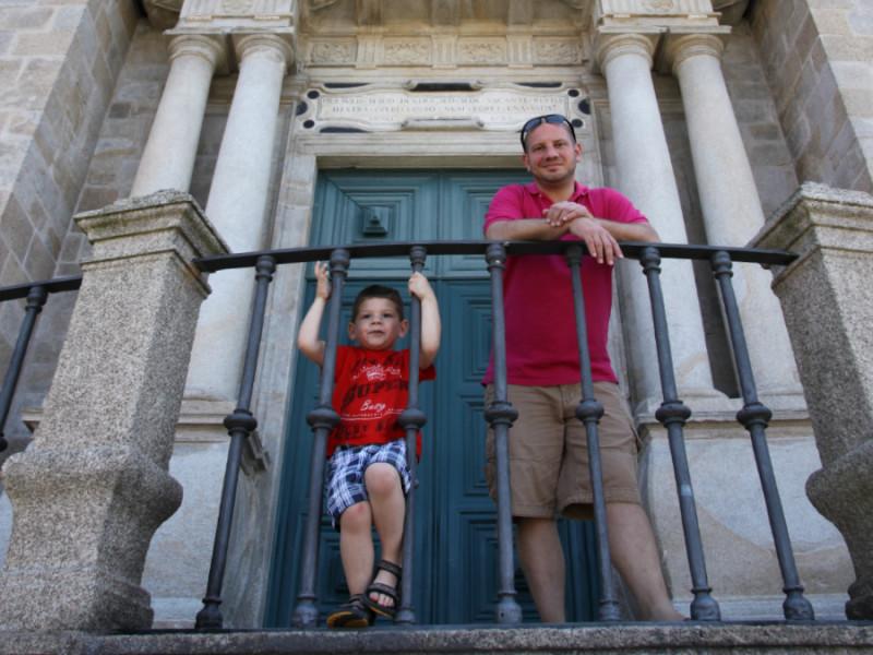 Porto met kids