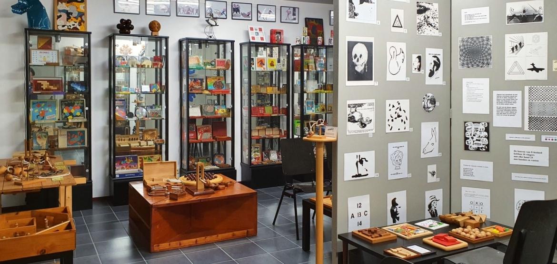 Leuk Puzzelmuseum in Nederland