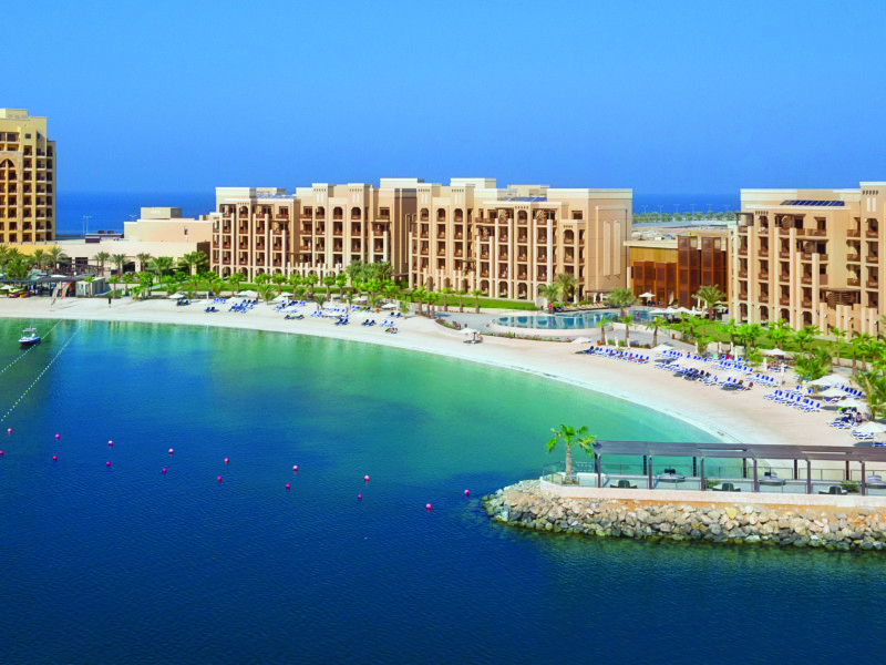 Ras al Khaimah hotel met kinderen