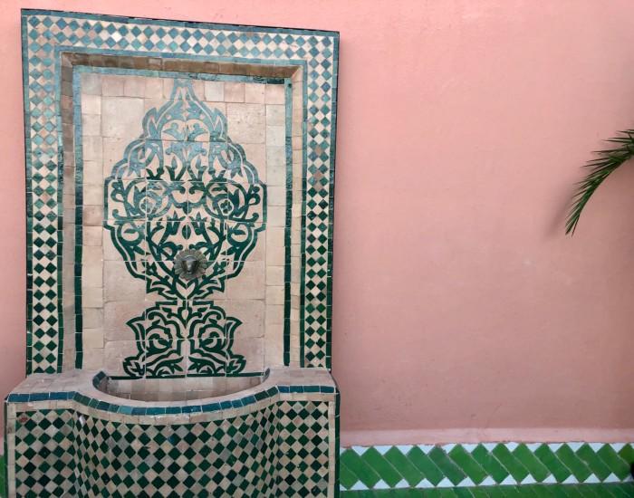 Leuke riad in Marrakech met kinderen