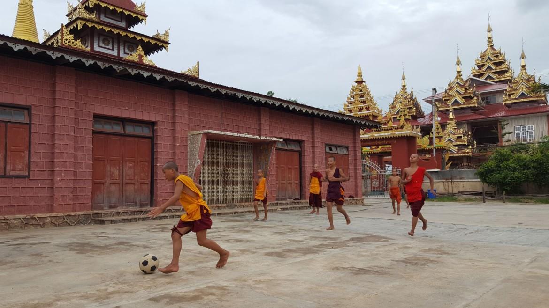 Rondreis Myanmar met kinderen