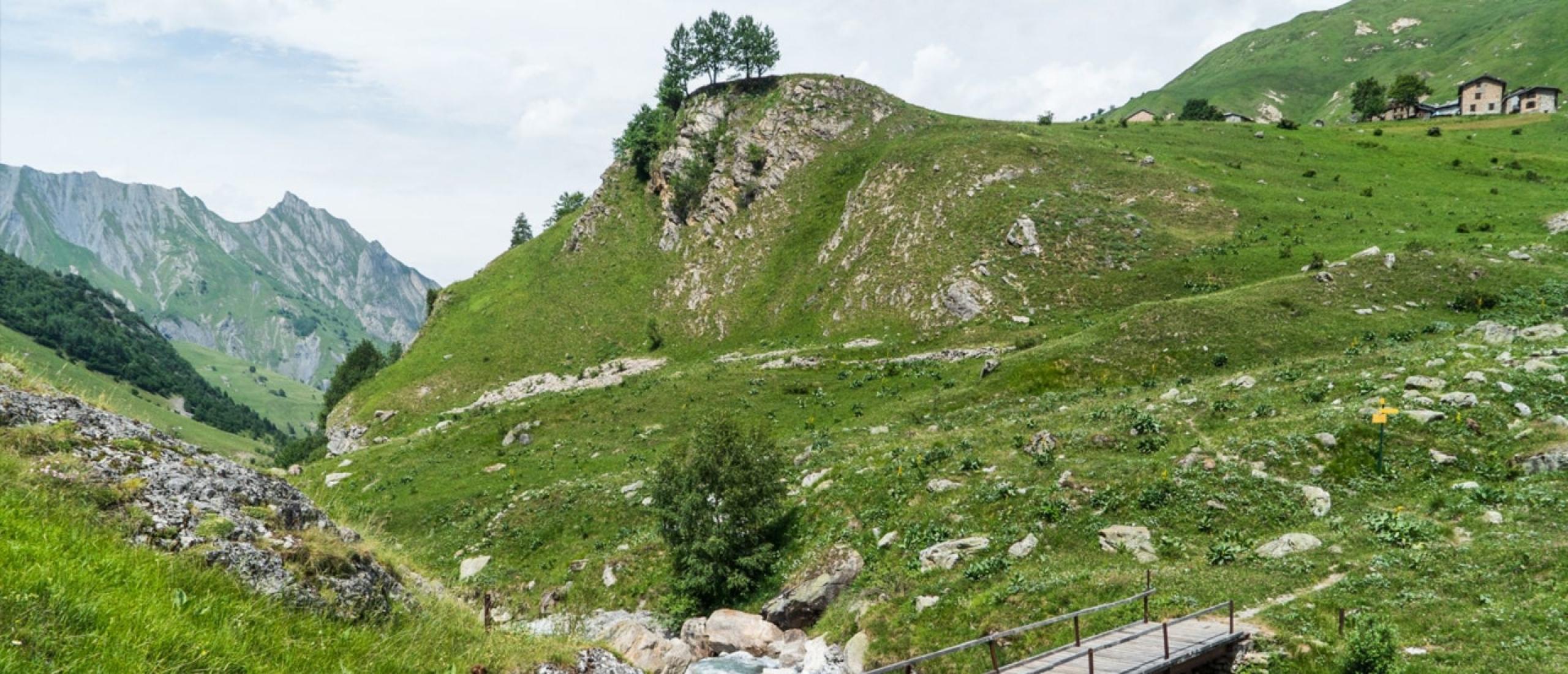 Puur natuur en puur genieten in de Franse bergen