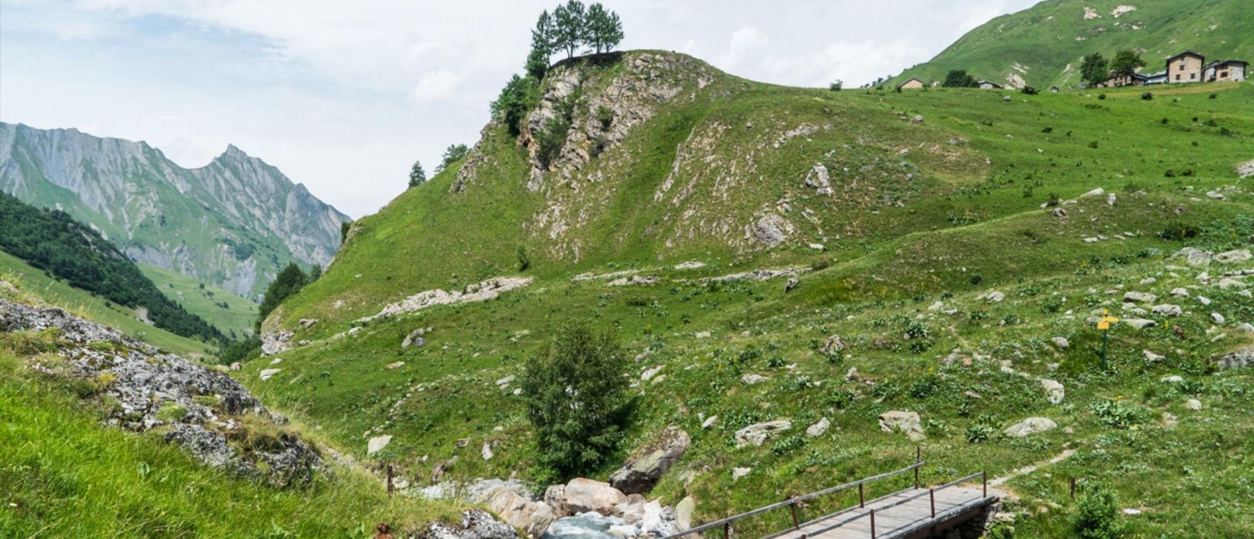 Puur natuur en puur genieten in de Franse bergen: